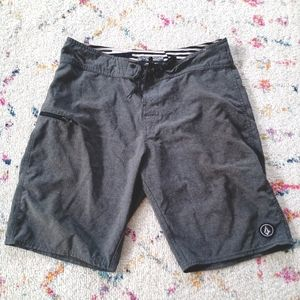 4/$25 Volcom board shorts